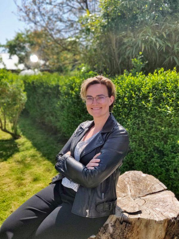 Over Rechtstreeks - Sabine van Overmeire